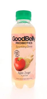 Probiotic Sparkling Apple Zinger