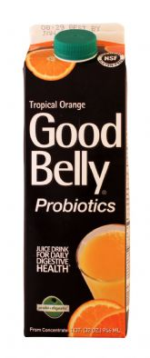 GoodBelly Probiotics Tropical Orange