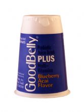 GoodBelly+ Blueberry Acai