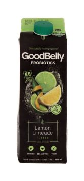 Probiotic Lemon Limeade