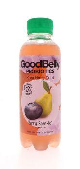 Probiotic Sparkling Berry Sparkler