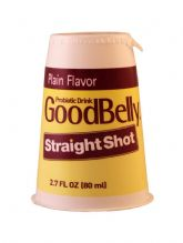 GoodBelly StraightShot No Sugar Added