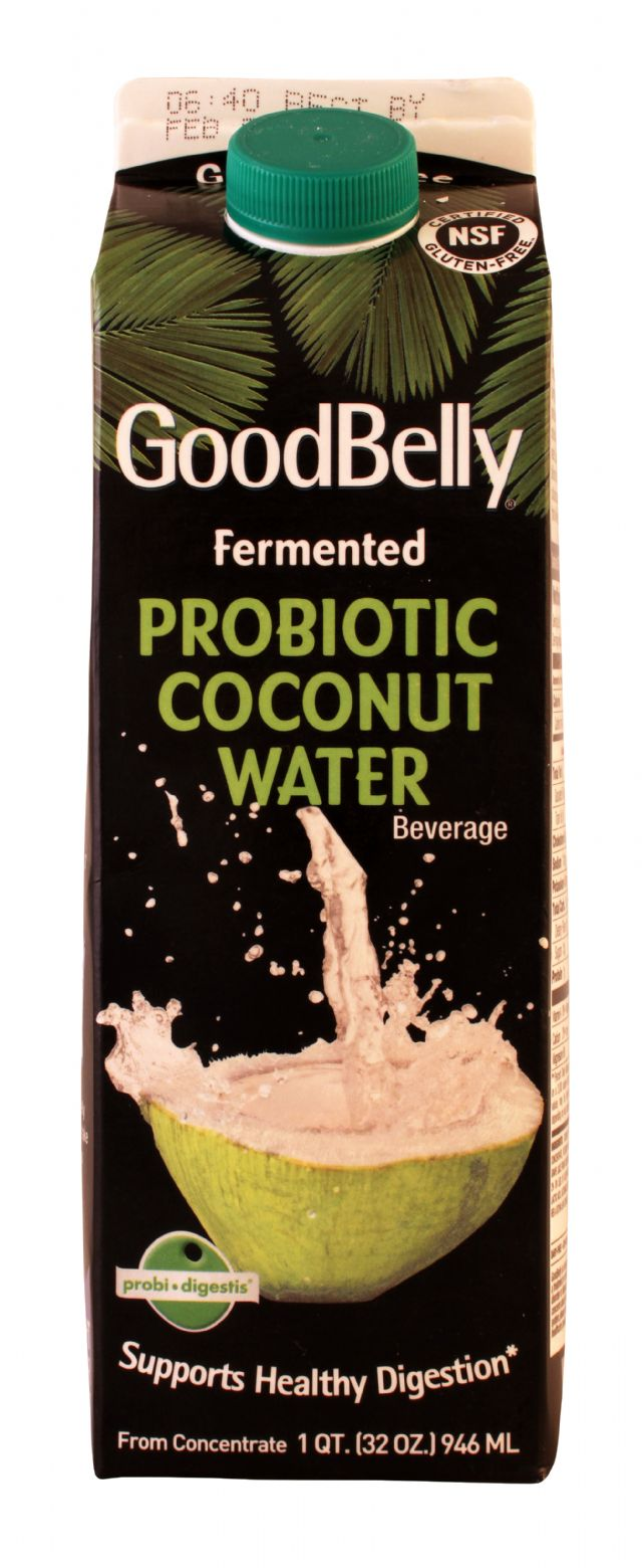 GoodBelly: Goodbelly ProCocoWater Front