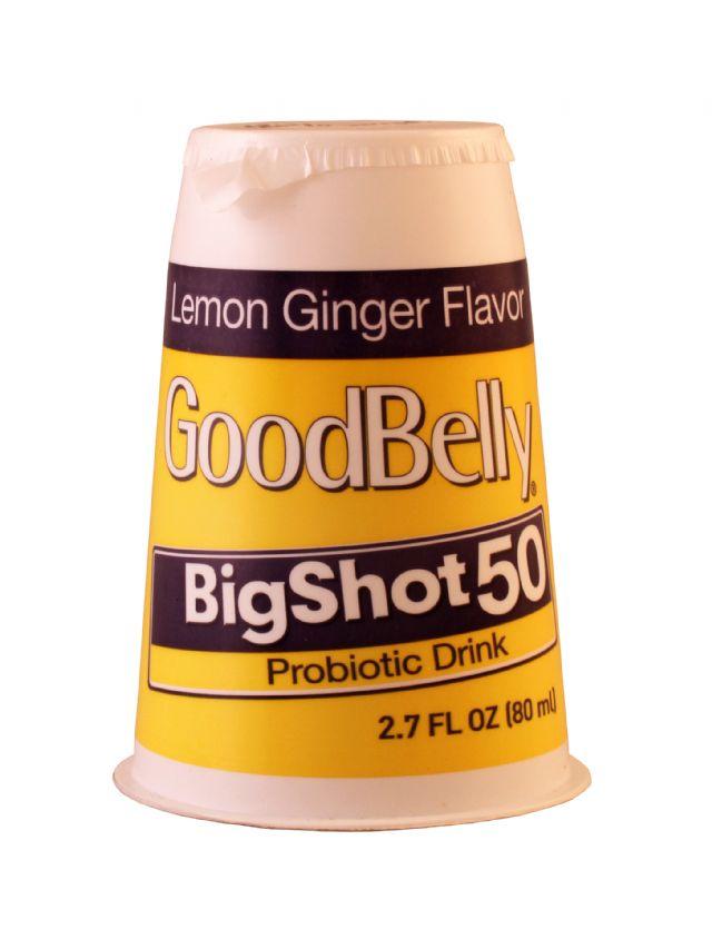 GoodBelly: GoodBelly LemGinger BigSHOT