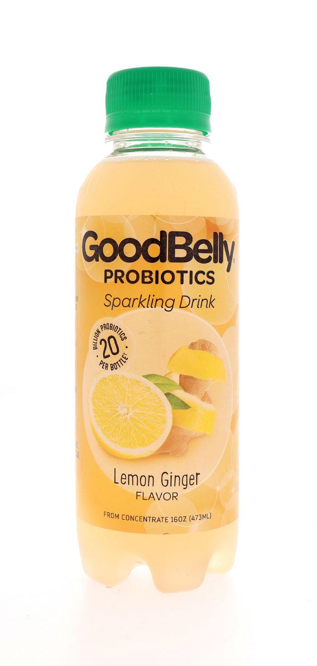 GoodBelly: GoodBelly LemGinger Front