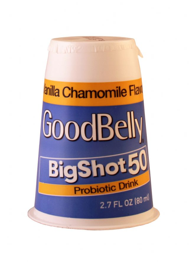 GoodBelly: GoodBelly BigShot50 Front