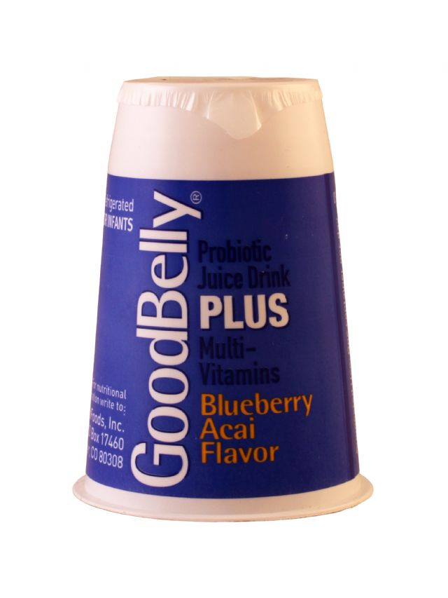 GoodBelly: GoodBelly BlueAcaiSM Front