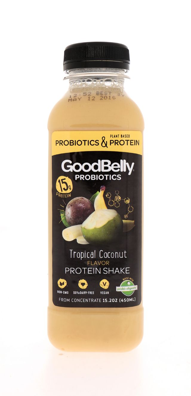 GoodBelly: Goodbelly TropCoco Front