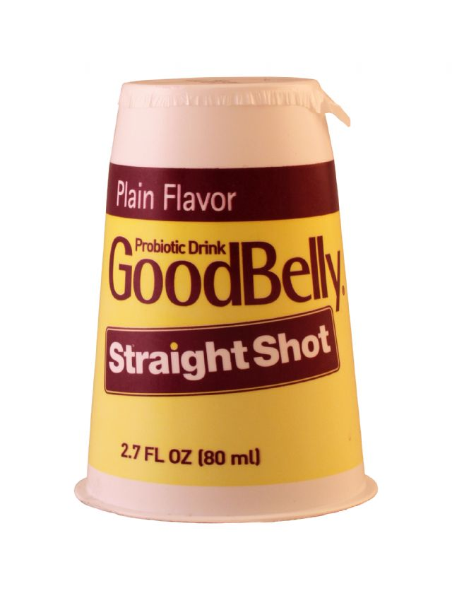 GoodBelly: GoodBelly Plain StraightShot