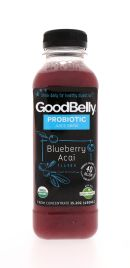 GoodBelly: Goodbelly BlueAcai Front