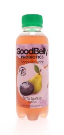 GoodBelly BerrySpark Front