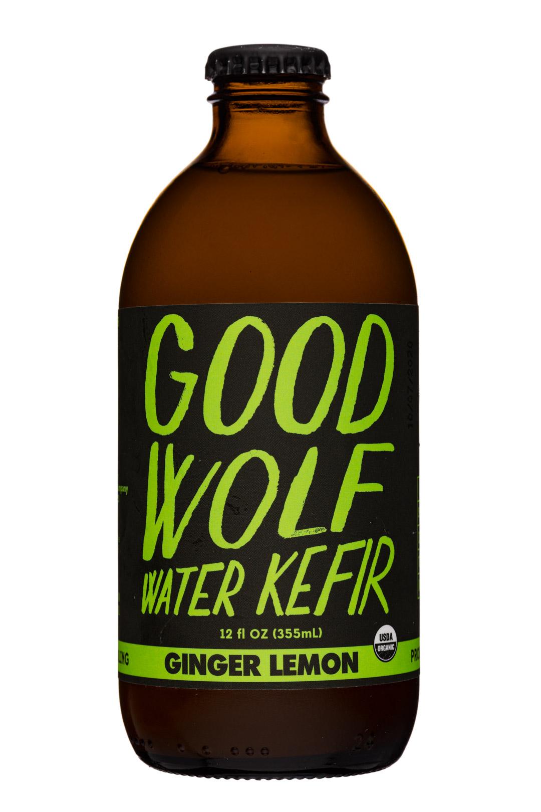 Ginger Lemon 2020