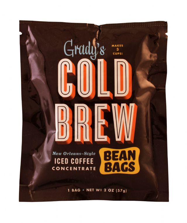 Grady's Cold Brew: GradysColdBrew BBag Front