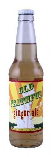 Old Faithful Ginger Ale