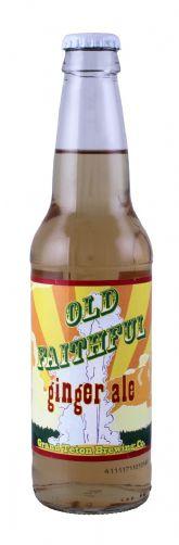 Old Faithful Ginger Ale