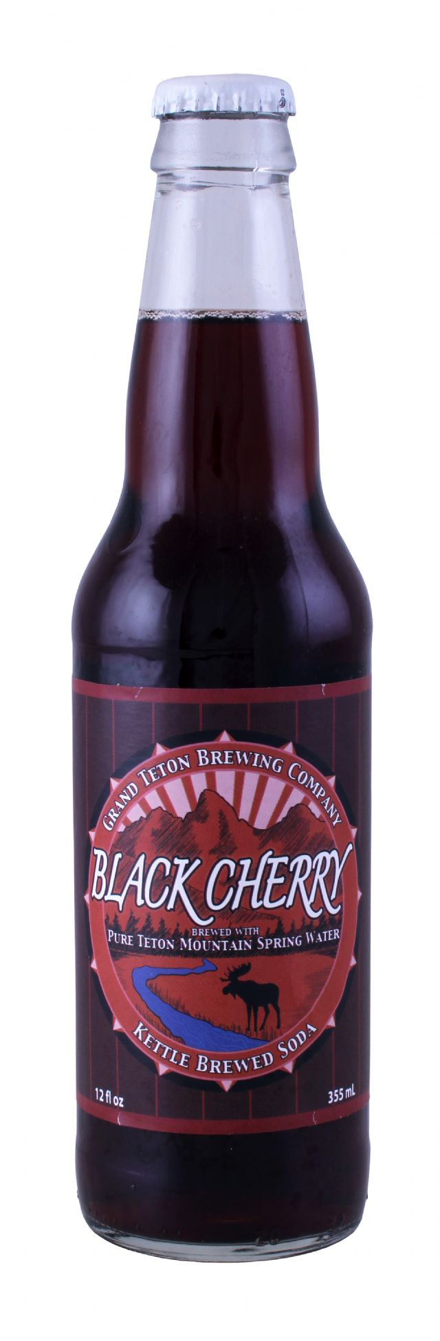 Grand Teton Brewing Company: GrandTeton BlackCherry Front