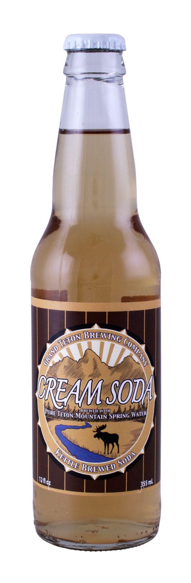 Grand Teton Brewing Company: GrandTeton Cream Front