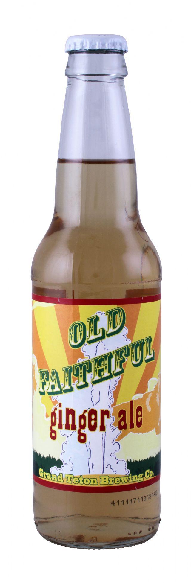 Grand Teton Brewing Company: GrandTeton OldFaithful Front