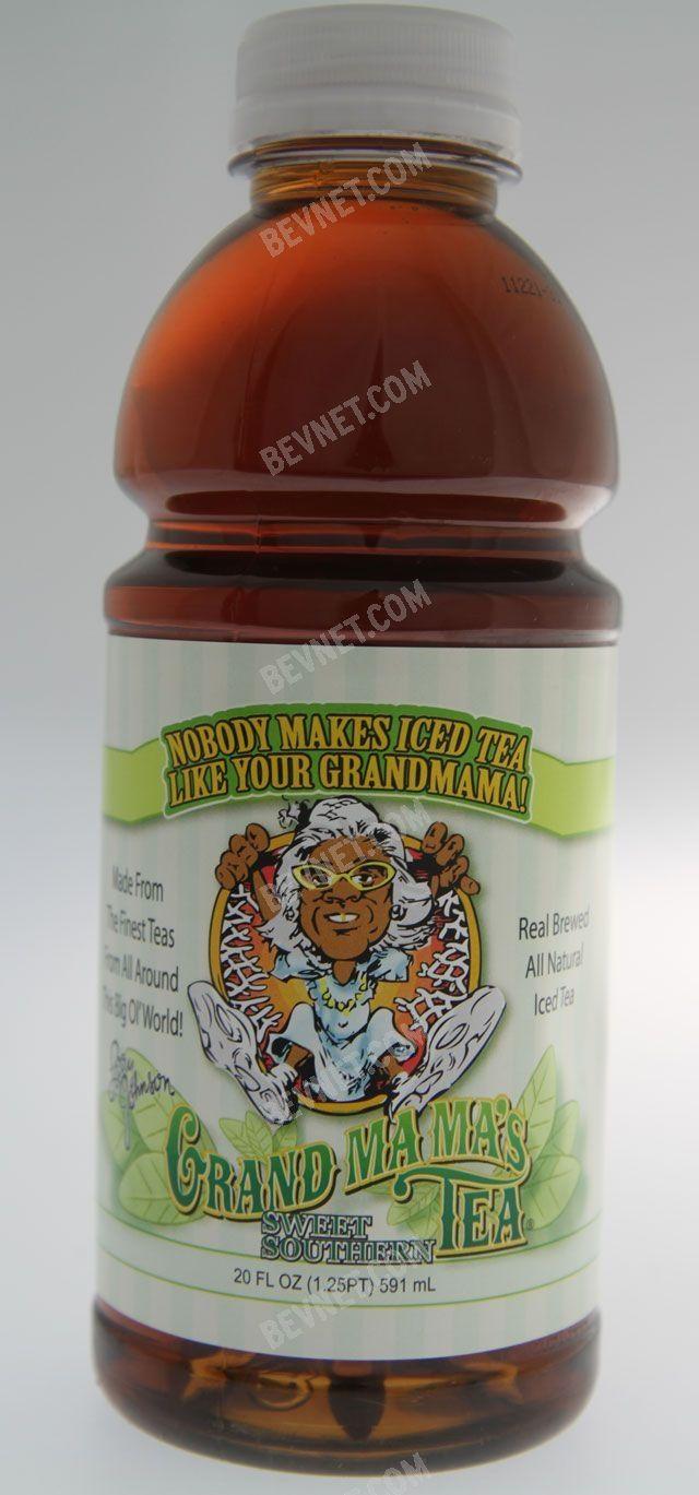 Grandmamas Tea: