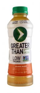 Greater Than: GreaterThan OrangMango Front