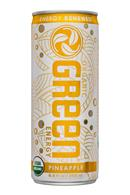 Green Energy: GreenEnergy-8oz-Pineapple-Front