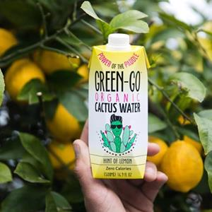 Green-Go Cactus Water