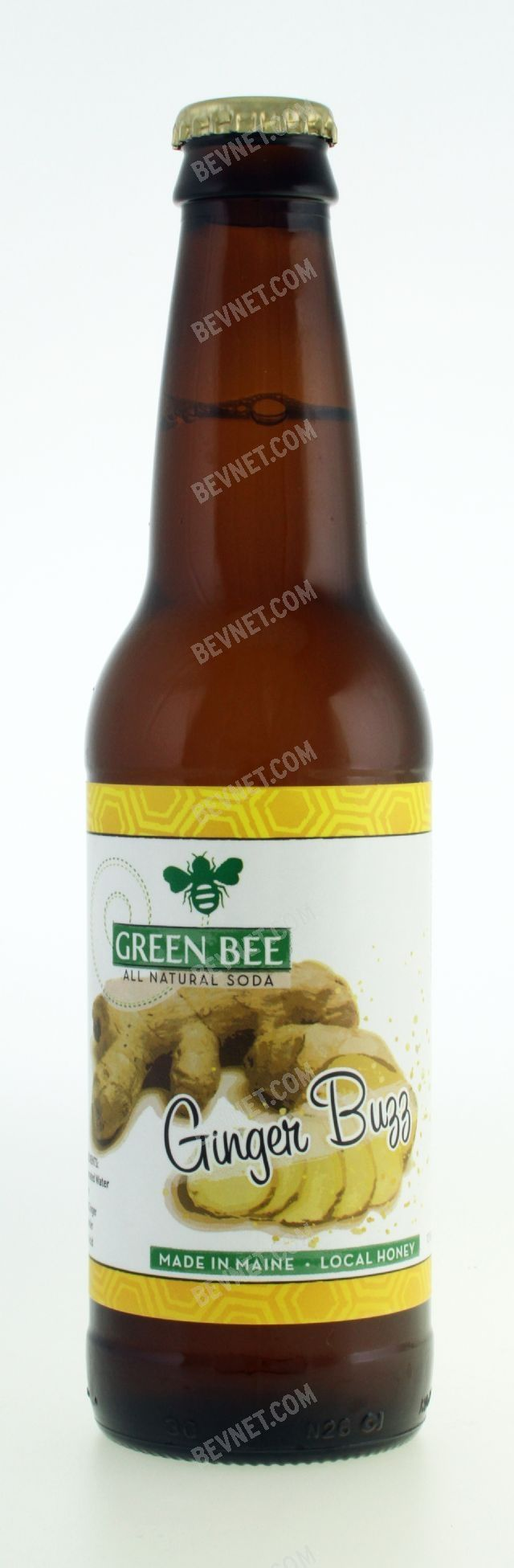 Green Bee Soda:
