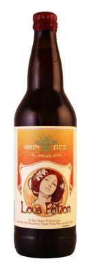 Green Bee Soda: GreenBee Front