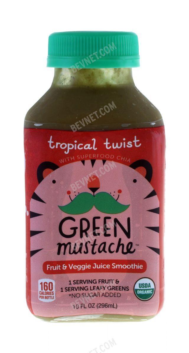 Green Mustache: