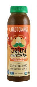 Green Mustache: GreenMustache Carrot Front