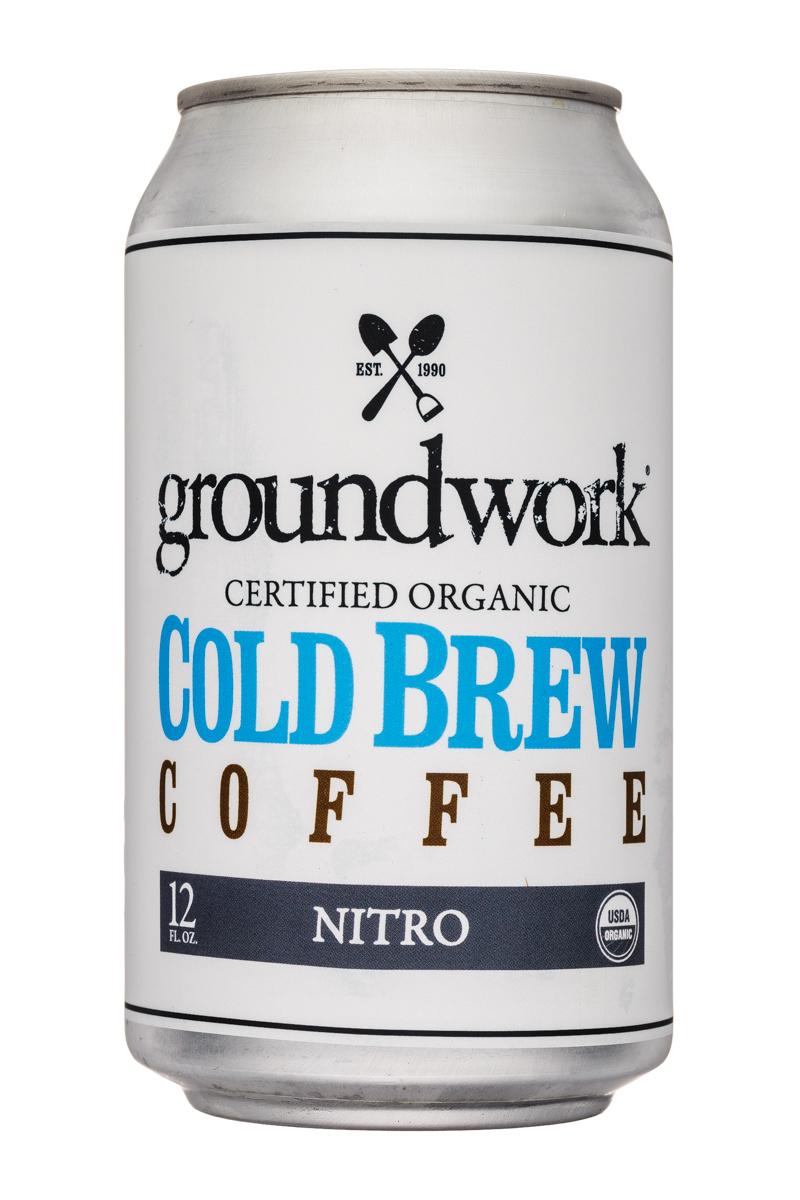 Cold Brew Coffee - Nitro
