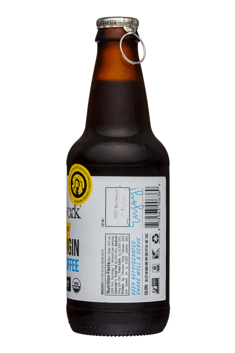 Groundwork Coffee Co.: Groundwork-12oz-ColdBrew-SingleOrigin-Facts