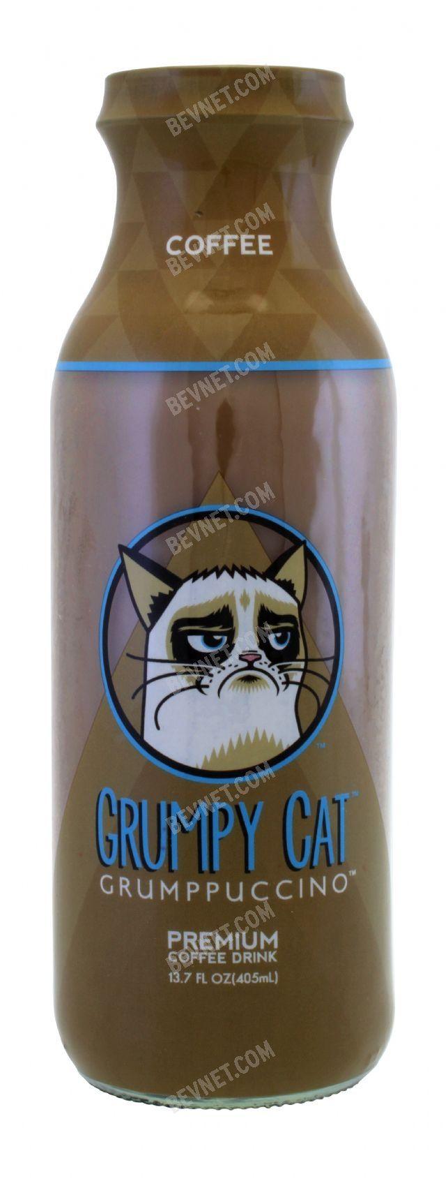 Grumpy Cat Grumppuccino: