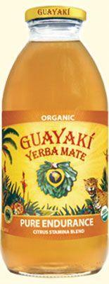 Guayakí Yerba Mate Organic Energy Drink: Pure Endurance