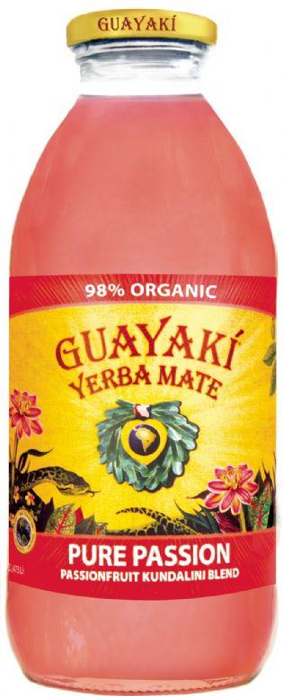 Guayakí Yerba Mate Organic Energy Drink: Pure Passion