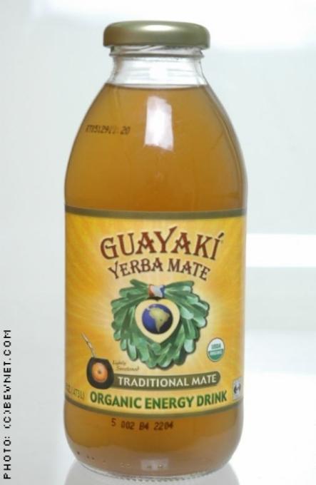 Guayakí Yerba Mate Organic Energy Drink: guayaki-traditional.jpg