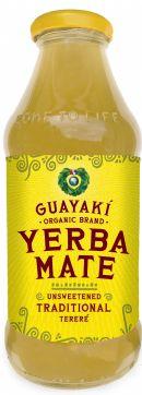 Guayakí Yerba Mate Organic Energy Drink: unsweet trad