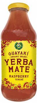 Guayakí Yerba Mate Organic Energy Drink: raspberry 2015