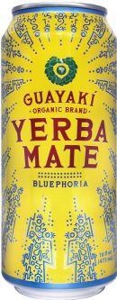 Guayakí Yerba Mate Organic Energy Drink: bluephoria