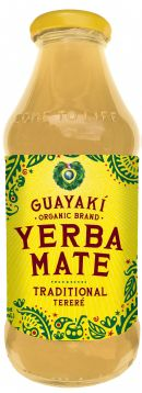Guayakí Yerba Mate Organic Energy Drink: traditional 2015