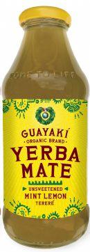Guayakí Yerba Mate Organic Energy Drink: usnweet mint