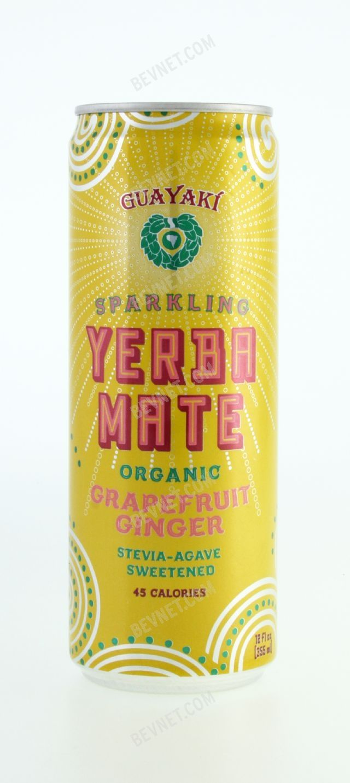 Guayaki Sparkling Yerba Mate:
