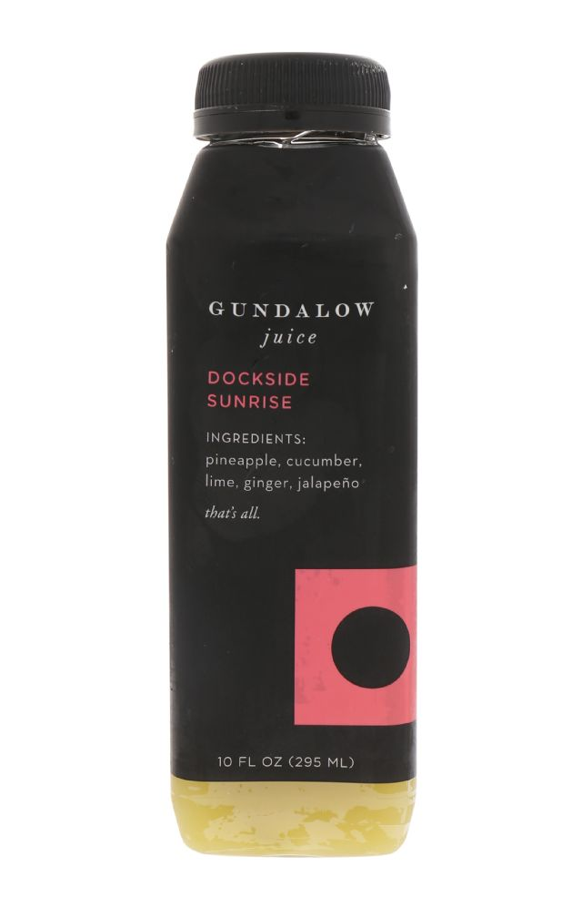 Gundalow Juice: DocksideSunrise_Front