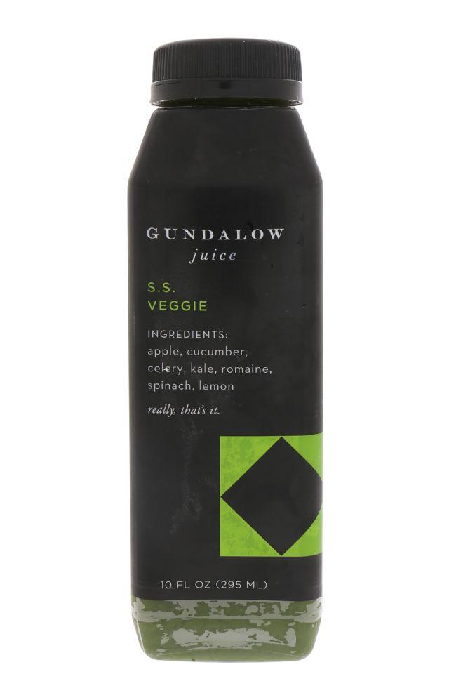 Gundalow Juice: SSveggie_Front