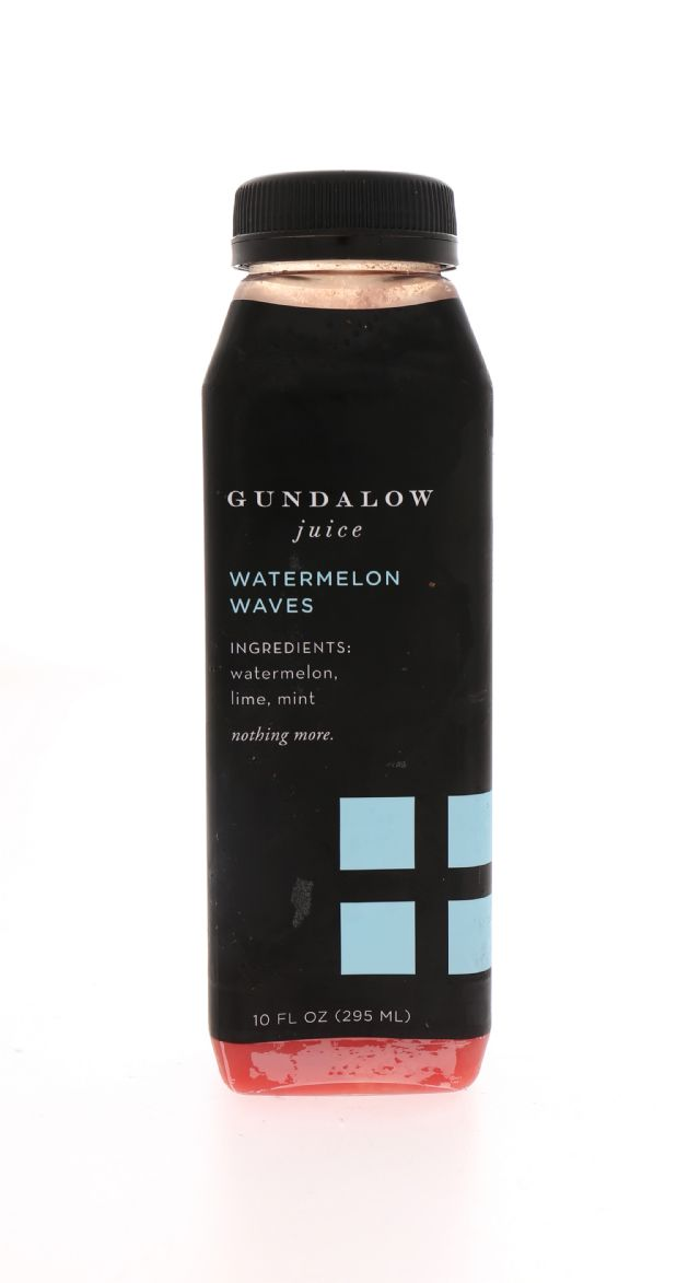 Gundalow Juice: Gundalow WaterWaves Front