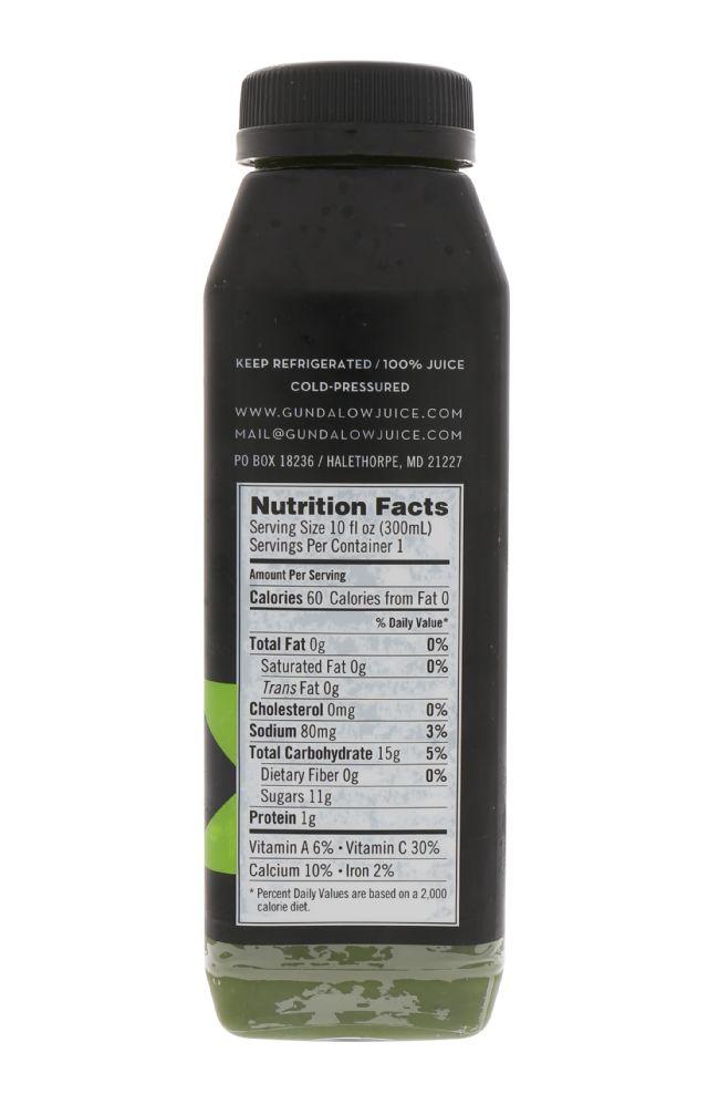 Gundalow Juice: SSveggie_Facts