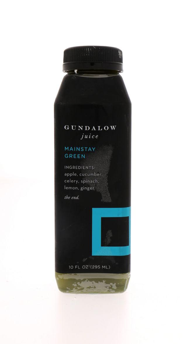 Gundalow Juice: Gundalow MainStayGreen Front