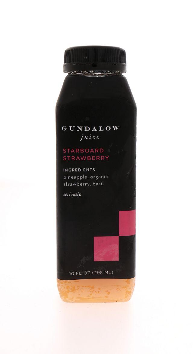 Gundalow Juice: Gundalow StarStraw Front