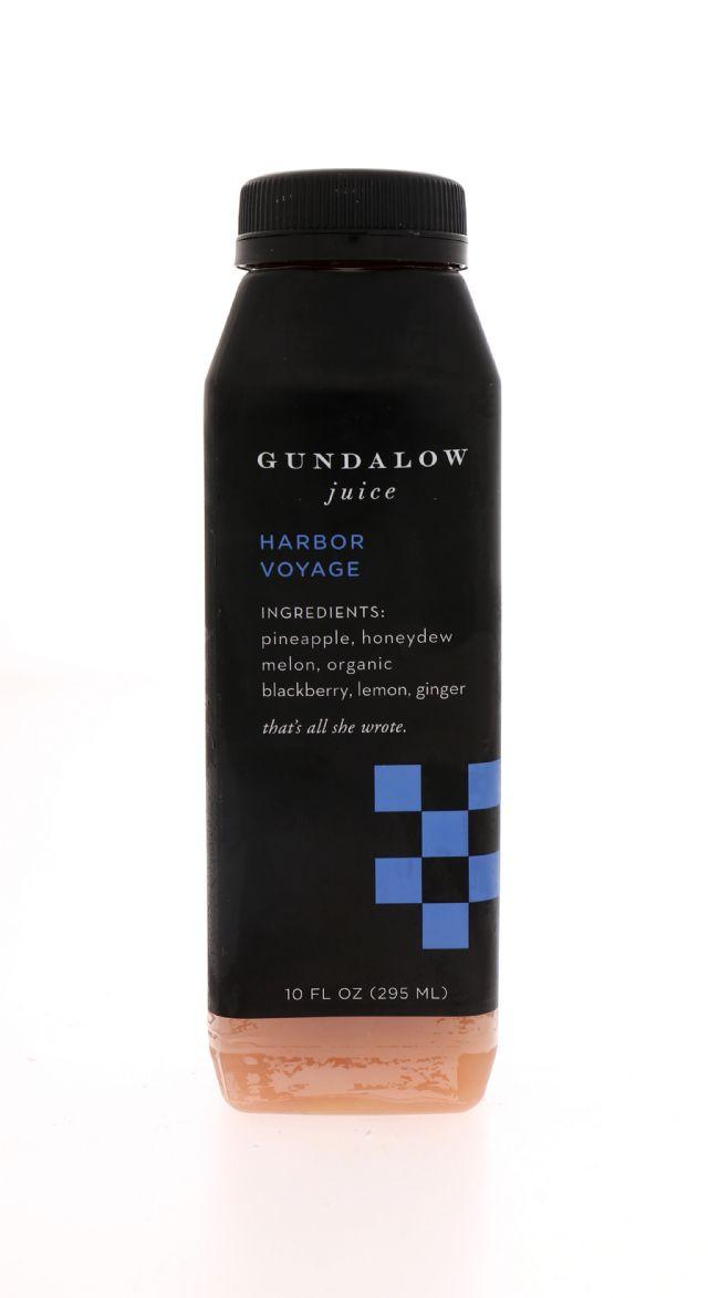 Gundalow Juice: Gundalow HarborVoyage Front