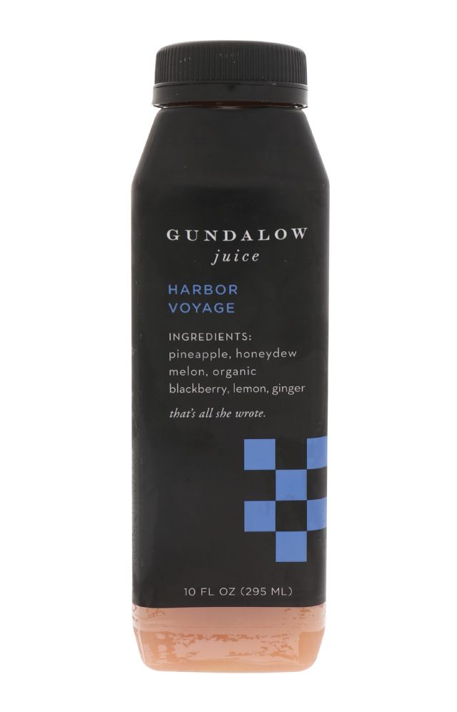 Gundalow Juice: HarborVoyage_Front